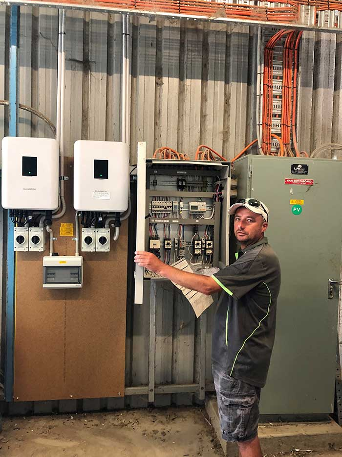 solar and battery storage solutions adelaide tackle energy